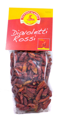 PEPERONCINI Diavoletti Rossi - Red Hot Chilli Peppers