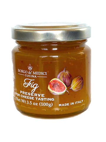 Fig Preserve, 3.5 Ounce Jar (100g)