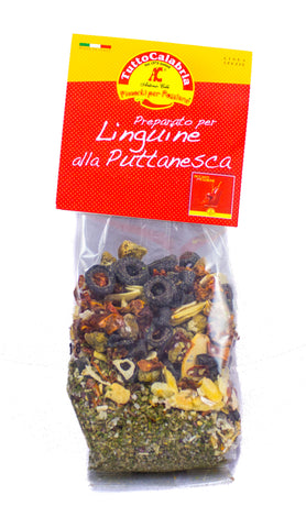 LINGUINE ALLA PUTTANESCA SEASONING BLEND - 2.1oz / 60g