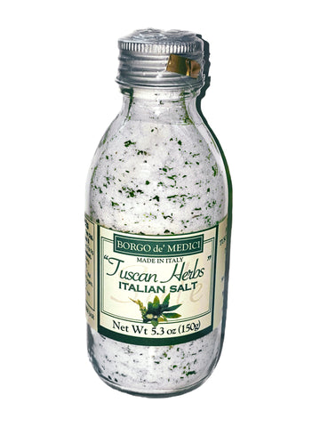 TUSCAN HERB SALT - 5.3oz / 150g