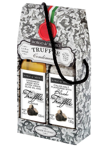 Truffle Condiments Gift Set - 100ml + 130g