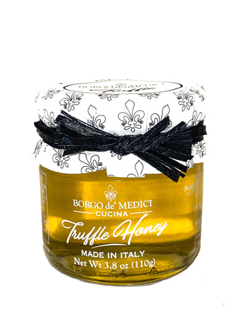 BLACK TRUFFLE in ACACIA HONEY - 3.9oz / 110g