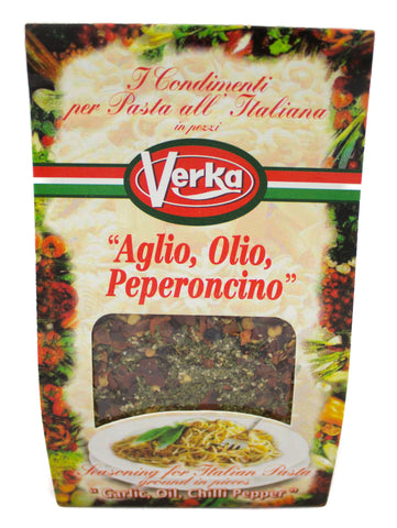 Spices - Aglio, Olio, Peperoncino Pasta Spice Mix, Product of Italy imported by Product of Italy - 1