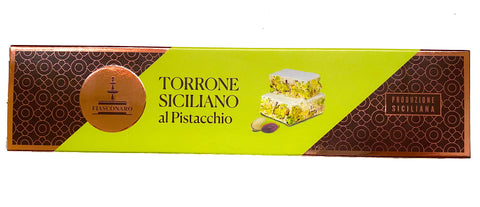 Sicilian Torrone with Pistachio - 5.29 oz