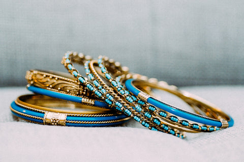 Bangles - The Uzo Bangle Stack