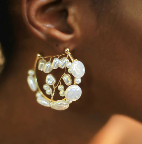 Earrings - Tichina.