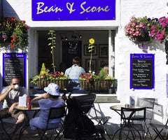 Bean and Scone Cafe Polperro