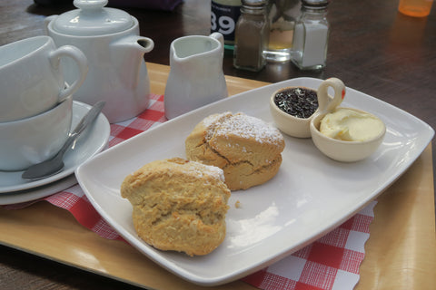 Cider Cream Tea