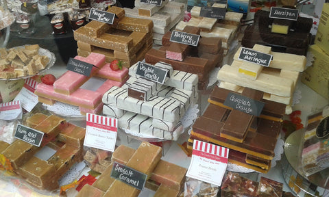 Cornish food specialities and producers
