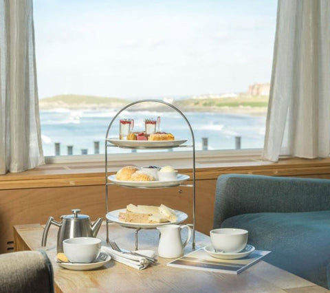 Fistral Beach Hotel Afternoon Tea
