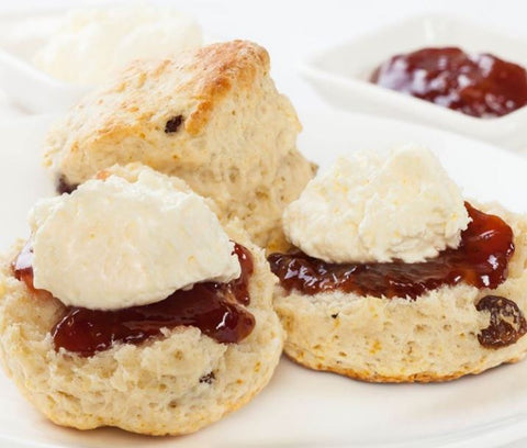 Pentire Hotel Newquay Cornish Cream Tea