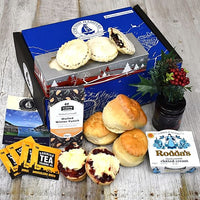 Cornish Christmas Cream Tea By Post