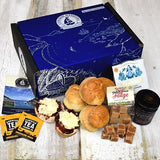 Clotted Cream Lovers Gift Box With Fudge