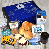 Cornish Afternoon Tea By The Sea Hamper