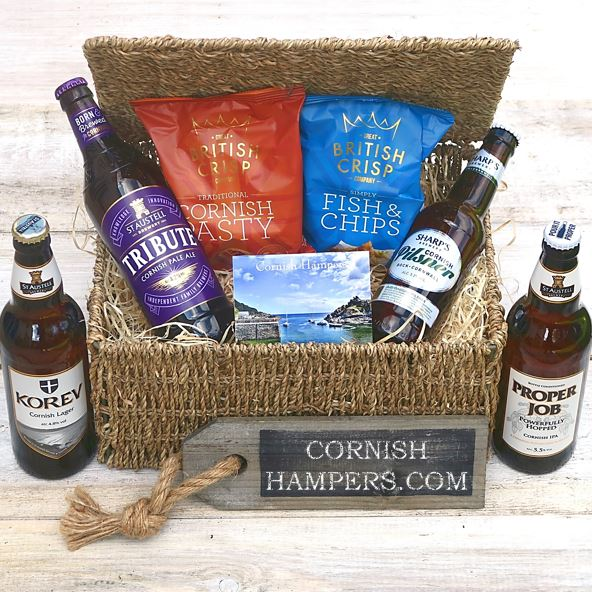 Cornish Real Ale Hamper