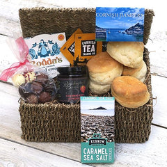 Cornish Cream Tea Gift Hampers Online