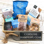 Cornish Food Gift Basket