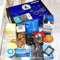 Cornish Food And Tea Towel Gift Box