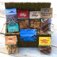 Cornish Chocolate & Fudge Hamper