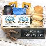 Rodda's Cream Tea Basket