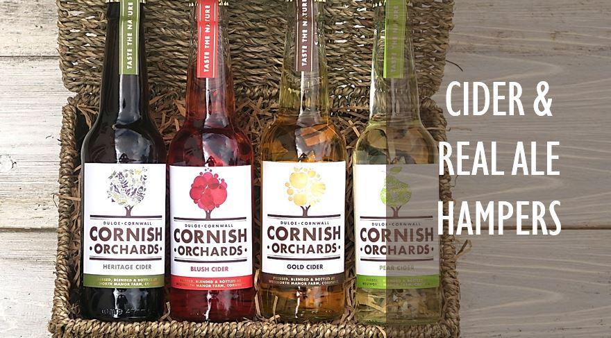 Cider & Real Ale Hampers