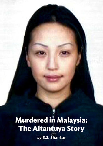 Murdered in Malaysia: The Altantuya Story
