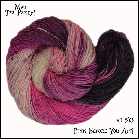 Wonderland Yarn Mad Tea Party Cheshire Cat