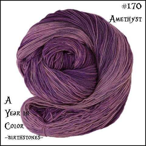 Wonderland Yarn Year In Color Birthstones