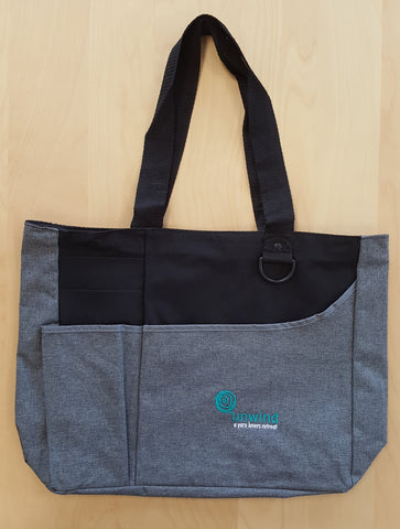 Unwind Retreat Branded Bag