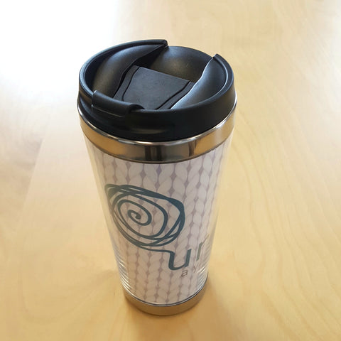 Travel Mug with Removable Insert