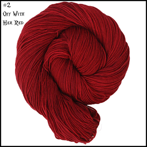 Wonderland Yarns Queen of Hearts