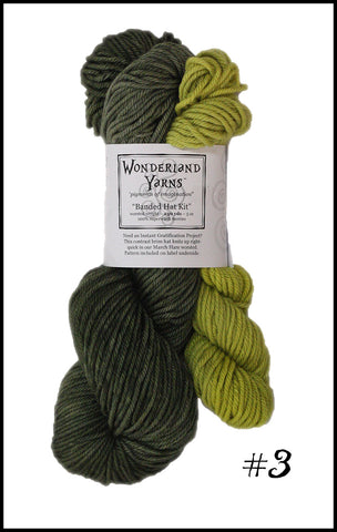 Wonderland Yarns One and A Quarter Kit