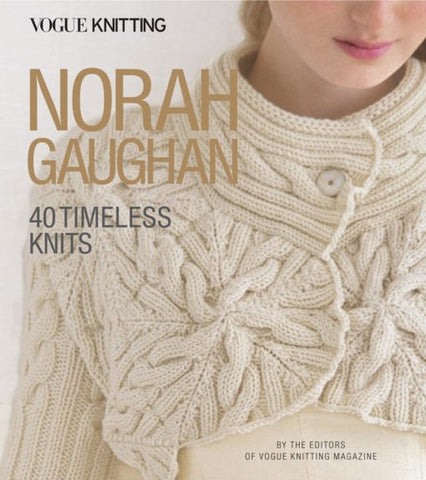 Vogue Knitting - Norah Gaughan 40 Timeless Knits