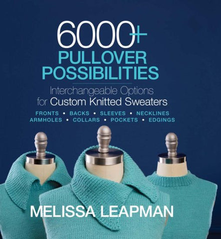 6,000+ Pullover Possibilities - Interchangeable Options for Custom Knitted Sweaters