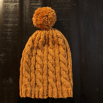 Class - Learn to Knit Cables - Easy Cabled Hat