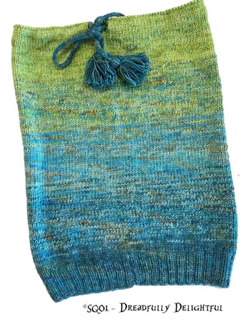 Wonderland Yarns Squish-tastical Cowl Kit