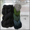 Wonderland Yarns Fairytales Come True Poncho Kit