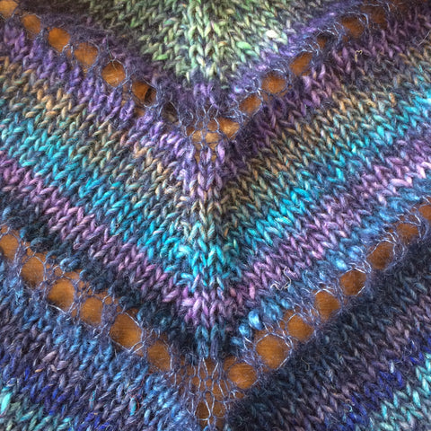 Class - Knit Your First Shawl