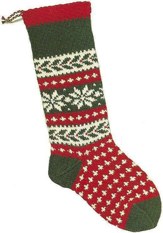 Briggs & Little Woolen Mills Christmas Stocking Kits