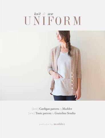 Uniform by Madder & Grainline Studios