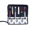 Knitter's Pride Navy Block Print Needle Cases