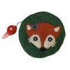 Frabjous Fibers Foxy Round Notion Bag