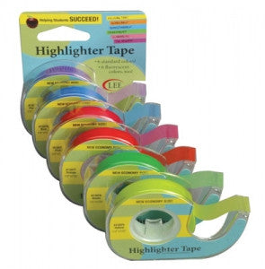Highlighter Tape Fluorescent