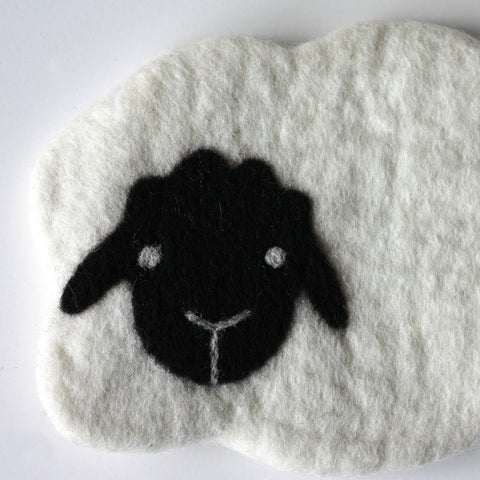 Frabjous Fibers Mama Sheep Notions Bag