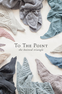 To the Point - The Knitted Triangle