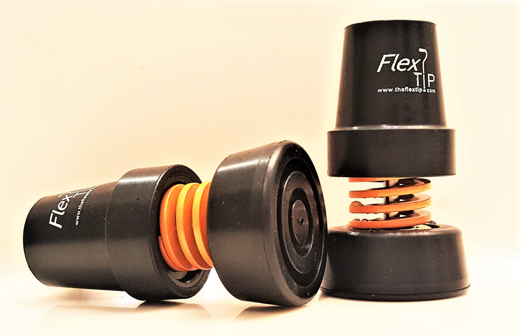 FlexTIP FIRM - Replacement Tip for Walking Canes.