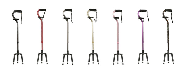 FlexSTICK Walking Cane - Multiple Styles