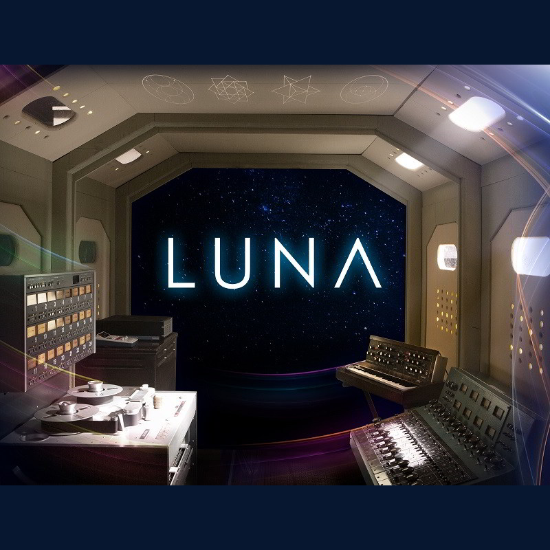 Universal Audio's Luna is a free, full-featured recording system - Coming Soon!