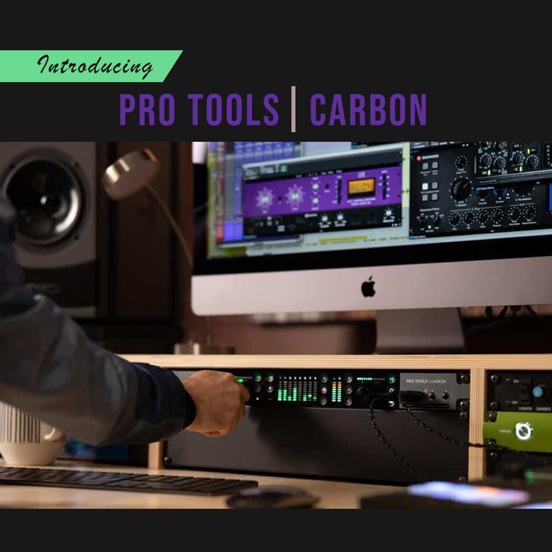 AVID release their wild new desktop interface - CARBON