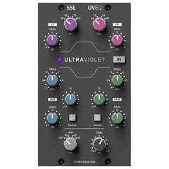 Solid State Logic UltraViolet EQ 500-Series Stereo Equalizer